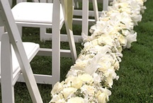 Chairs and Aisles  / by Connie Moore