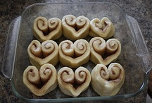 Everything: Bread / Love bread in all shapes sizes and consistencies / by Cassandra Byers