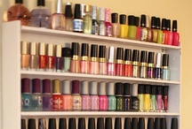 POLISH NAILS, THIS IS MY HOBBY / by TAmra Epperson
