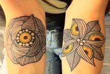 Tattoos. / by Aisha Mahmoud