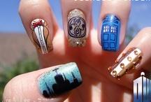 nails / by Crickett Gudde Welch