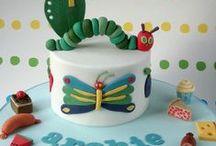 Special Occasion Cake Ideas / by Chanda Johnson-Jesri