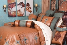 Western Home / I love rustic, wood, iron products. Anything Horses! / by Nancy Payne