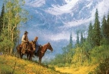 Art of the American West / by Beverly Lett