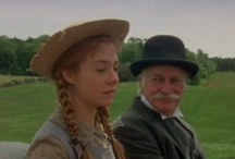 Anne of Green Gables and Road to Avonlea (1) / by Beverly Lett