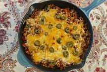 One-Pot Meals / recipes that are made in one-pot - less cleanup! / by Plain Chicken