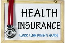 Know Your Insurance / by Cook Children's