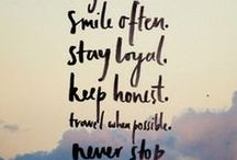 quotes / by Dejah Quinn