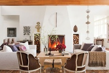 celebrity homes / Homes of Celebrities #celebrityhomes #celebrityhomeinteriors / by Anita- Comfy Heaven Decorative Pillows and Table Decor