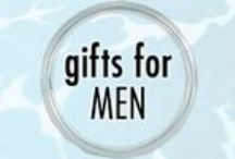 Gifts for Men / Who says jewelry is just for women? Eve's Addiction has pendants, rings, engravable cuff links, and more for men! / by Eve's Addiction