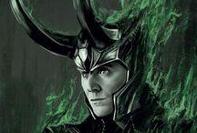 I ♥ Loki / by Jen Crofts Johnson