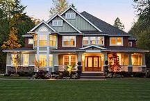 Dream Home / by Kristen Benedict