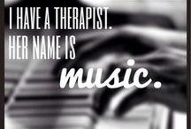 Music! / by Kristen Benedict