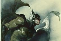 Comic Books: Batman / by Charles Brock