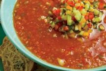 food/Gazpacho / by barbara miller