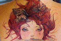 Tattoos I like / by Ann Flannigan