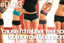 Motivation / My goal it to be fit, not skinny!  I can get there, just gotta keep pushing! / by Brandi Settle