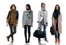Accessorizing: Scarves / by Christina Lorraine Young