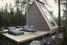 camping and glamping / by barbara miller