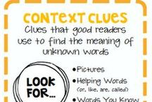Teaching: Anchor Charts / by Christina Lorraine Young