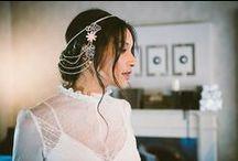 Tocados para novias / Tocados novias | Headpieces | Birdcage veil  / by Tendencias de Bodas