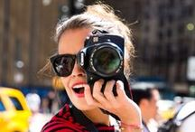 SAY CHEESE! / Street Style  / by Collage Vintage