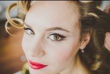 Maquillaje | Makeup / Maquillaje de novia | Bride makeup | MUA / by Tendencias de Bodas