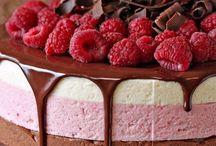 Cake , Cookie Recipes / by Carmina Garzon