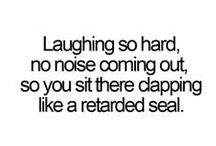 Laughter is Good for the Soul / by Bernadine