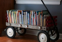 Book Lover/Library ideas / by Gretchen Biery