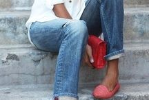 Red, White, Blue / Outfits for Independence Day / 4th of July / Fourth of July / by The Boston Fashionista