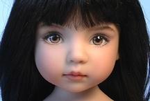 Dolls for my friend Maria Celia:) / by Colista