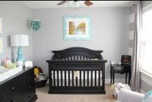 Baby Room. / Please comment on the ideas, I need your help bad! / by Teresa Browning