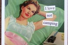 now this is the way to go camping... / by Marianne Rafferty