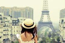 There's Always Paris / by Melanie