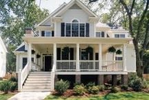 Home sweet home / by Sabrina Smith