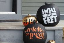 Halloween/Fall / by Sabrina Smith