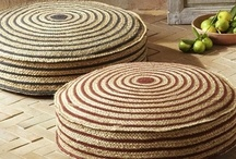 Pillows and rugs... / by Irene Horpestad