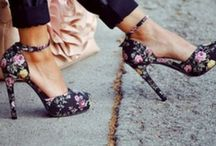 Shoes / Shoes shoes shoes. Nuff said.  / by Molli Vyne Collins