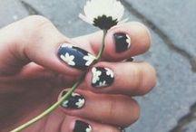 Nail'd It / I don't like plain nails. I get sad.  / by Shea McCrohan