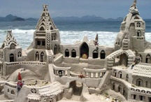 Sand Sculptures / by Nina Eary