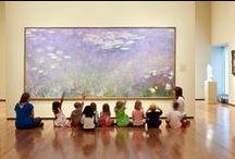 Teaching Art: Classroom Management / by Megan Stamets