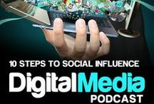 Digital Media Branding Podcast / The Digital Media Branding Podcast is a series where I help you dig through all the digital media clutter in a way that will help you figure out what makes sense and what is important so that you can get the most out of your website, web apps, mobile apps and social media efforts. I will cover topics that will make it easy for you to understand how to effectively deliver your message across all available digital platforms. / by MediaOnQ