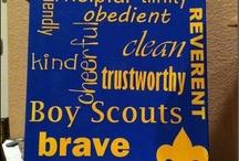 Scouts / by Lisa Hildebrandt