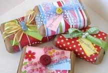 Gift Wrap / by Carla Chadwick