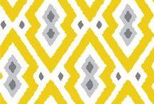 Room Recipe Saffron / Media Room / by Workroom C by Carolyn Rebuffel Designs