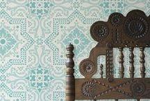 Turkish Delight / by Workroom C by Carolyn Rebuffel Designs