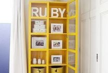 Room Recipe Limoncello / Girls Room / by Workroom C by Carolyn Rebuffel Designs