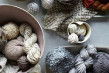 Fiber Art / All things knitting and loom weaving related. / by Erika Chester DeMaggio