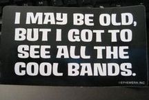 Where Have All the Good Times Gone/70s and 80s Memorabilia / by Leslie Cuel